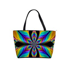 Fractal Butterfly Shoulder Handbags