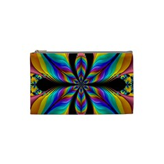 Fractal Butterfly Cosmetic Bag (Small)