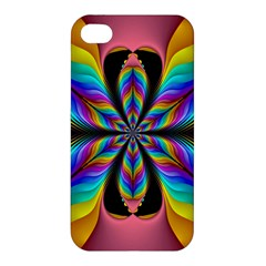 Fractal Butterfly Apple Iphone 4/4s Hardshell Case