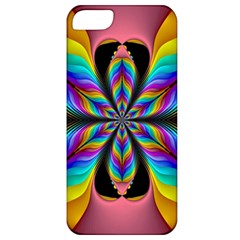 Fractal Butterfly Apple iPhone 5 Classic Hardshell Case