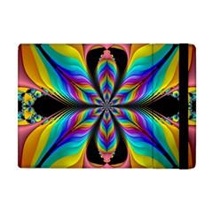Fractal Butterfly Apple iPad Mini Flip Case