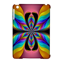 Fractal Butterfly Apple iPad Mini Hardshell Case (Compatible with Smart Cover)