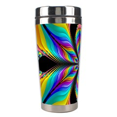 Fractal Butterfly Stainless Steel Travel Tumblers