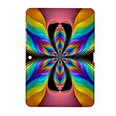 Fractal Butterfly Samsung Galaxy Tab 2 (10 1 ) P5100 Hardshell Case