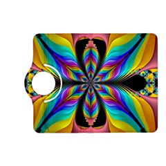 Fractal Butterfly Kindle Fire Hd (2013) Flip 360 Case