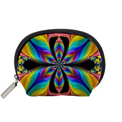 Fractal Butterfly Accessory Pouches (small)