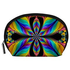 Fractal Butterfly Accessory Pouches (Large)
