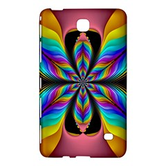 Fractal Butterfly Samsung Galaxy Tab 4 (8 ) Hardshell Case