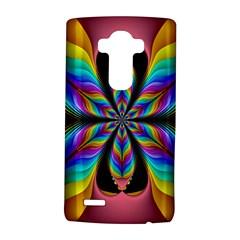 Fractal Butterfly LG G4 Hardshell Case
