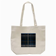3d Effect Apartments Windows Background Tote Bag (Cream)