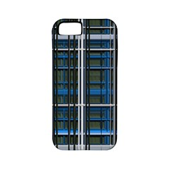 3d Effect Apartments Windows Background Apple Iphone 5 Classic Hardshell Case (pc+silicone)