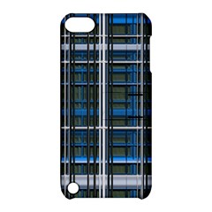 3d Effect Apartments Windows Background Apple Ipod Touch 5 Hardshell Case With Stand