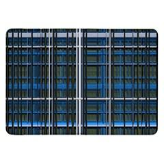 3d Effect Apartments Windows Background Samsung Galaxy Tab 8.9  P7300 Flip Case