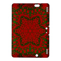 Christmas Kaleidoscope Kindle Fire HDX 8.9  Hardshell Case