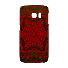 Christmas Kaleidoscope Galaxy S6 Edge