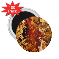 Abstraction Abstract Pattern 2 25  Magnets (100 Pack)