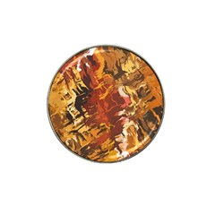 Abstraction Abstract Pattern Hat Clip Ball Marker (4 pack)