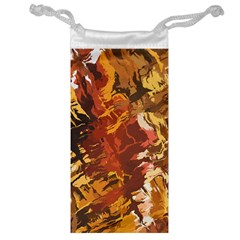 Abstraction Abstract Pattern Jewelry Bag