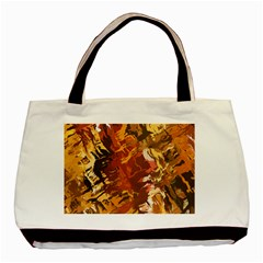 Abstraction Abstract Pattern Basic Tote Bag