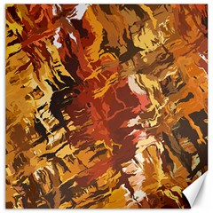 Abstraction Abstract Pattern Canvas 12  x 12