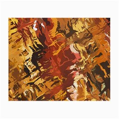 Abstraction Abstract Pattern Small Glasses Cloth (2-Side)