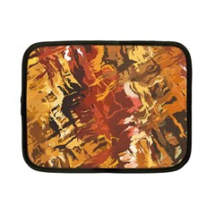 Abstraction Abstract Pattern Netbook Case (Small)
