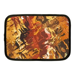 Abstraction Abstract Pattern Netbook Case (Medium)