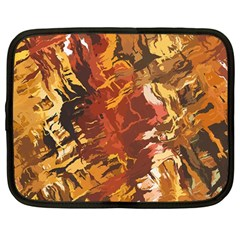 Abstraction Abstract Pattern Netbook Case (Large)