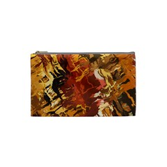 Abstraction Abstract Pattern Cosmetic Bag (small)