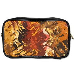 Abstraction Abstract Pattern Toiletries Bags