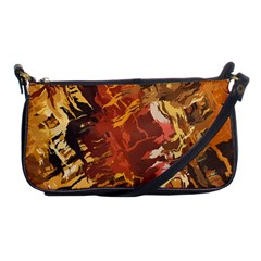 Abstraction Abstract Pattern Shoulder Clutch Bags