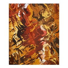 Abstraction Abstract Pattern Shower Curtain 60  x 72  (Medium)