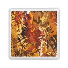 Abstraction Abstract Pattern Memory Card Reader (Square)