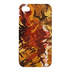 Abstraction Abstract Pattern Apple Iphone 4/4s Premium Hardshell Case