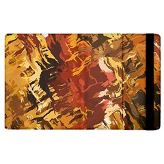 Abstraction Abstract Pattern Apple iPad 3/4 Flip Case