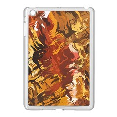 Abstraction Abstract Pattern Apple Ipad Mini Case (white)