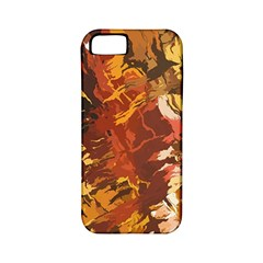 Abstraction Abstract Pattern Apple Iphone 5 Classic Hardshell Case (pc+silicone)