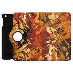 Abstraction Abstract Pattern Apple iPad Mini Flip 360 Case