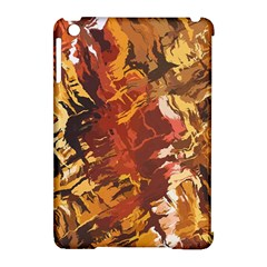 Abstraction Abstract Pattern Apple iPad Mini Hardshell Case (Compatible with Smart Cover)