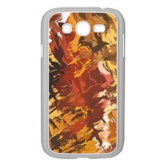 Abstraction Abstract Pattern Samsung Galaxy Grand Duos I9082 Case (white)