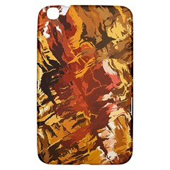 Abstraction Abstract Pattern Samsung Galaxy Tab 3 (8 ) T3100 Hardshell Case