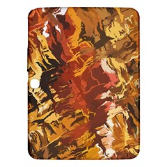 Abstraction Abstract Pattern Samsung Galaxy Tab 3 (10 1 ) P5200 Hardshell Case