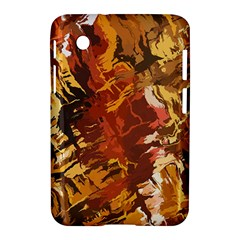 Abstraction Abstract Pattern Samsung Galaxy Tab 2 (7 ) P3100 Hardshell Case