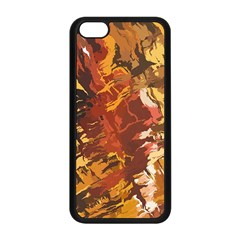 Abstraction Abstract Pattern Apple Iphone 5c Seamless Case (black)