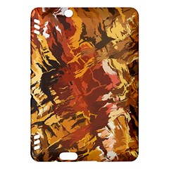 Abstraction Abstract Pattern Kindle Fire HDX Hardshell Case