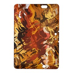 Abstraction Abstract Pattern Kindle Fire Hdx 8 9  Hardshell Case
