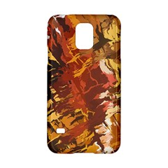Abstraction Abstract Pattern Samsung Galaxy S5 Hardshell Case
