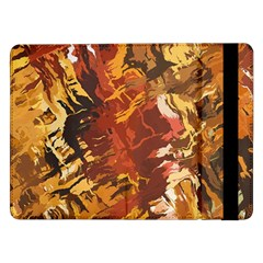 Abstraction Abstract Pattern Samsung Galaxy Tab Pro 12 2  Flip Case