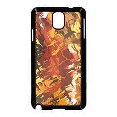 Abstraction Abstract Pattern Samsung Galaxy Note 3 Neo Hardshell Case (black)