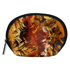Abstraction Abstract Pattern Accessory Pouches (Medium)